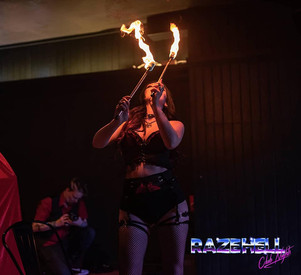 My performance at RAZEHELL ClubNights