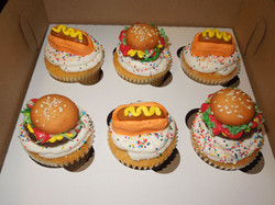 Cookout Cupcakes