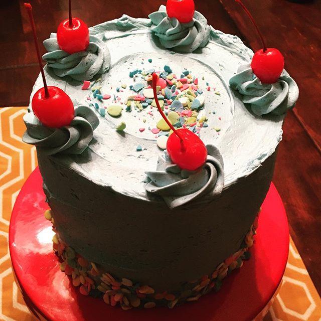 Birthday Cake Sprinkles  #birthday #cake