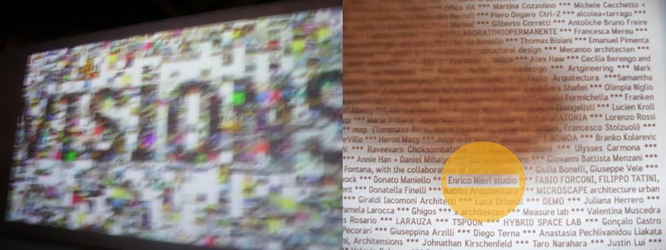 Visions - esposizione internazionale Leopolda Firenze.
