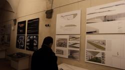 Esposizione progetto Galilei aeroporto Pisa