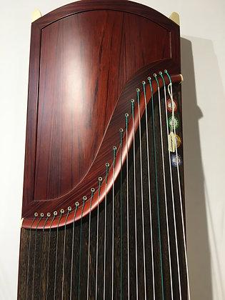 舒扬琴筝 红木素面工艺筝 Rosewood Guzheng (Plain)