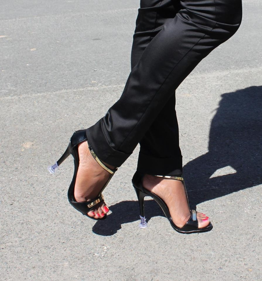 Heel Saviours™ High Heel Protectors
