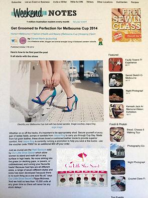 Featured Heel Saviours™ Best accessories for Melbourne Cup High Heel Protectors