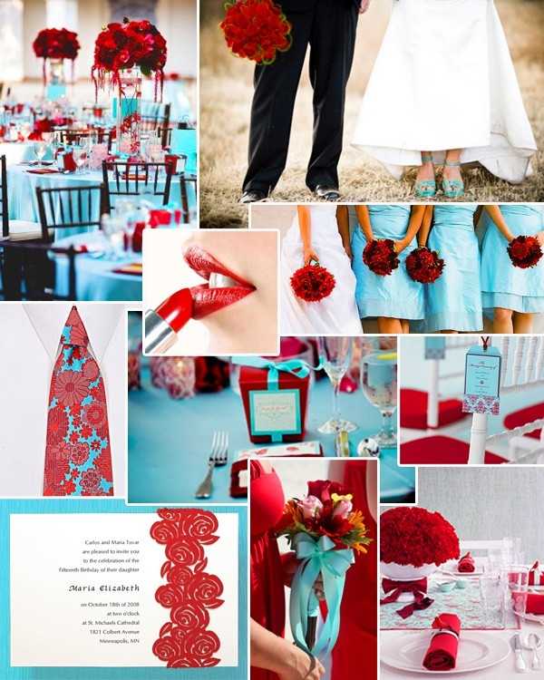 Retro Wedding Style Theme