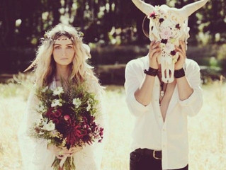 Boho Wedding Trends