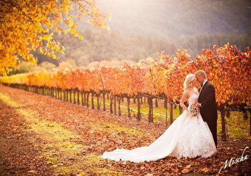 Autumn Wedding Rustic Bliss