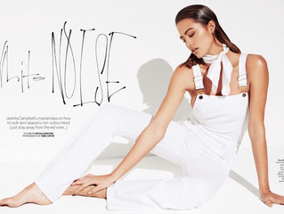 How to wear WHITE after Labour Day
