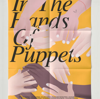 Movieposter: In the hands of puppets / 2019