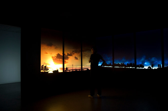THE SENSORY ROOM / 2010