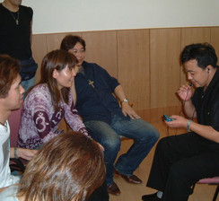 Interview in Dalian(大連), China