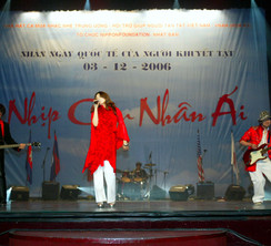 LIVE at Opera House in Ho Chi Minh, Vietnam