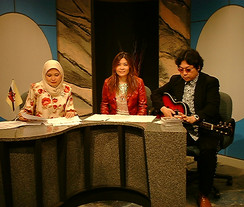 Brunei  RTB TV Station