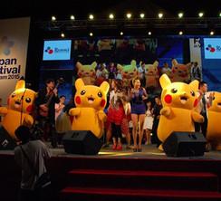 Japan Festival in HoChiMinh, Vietnam