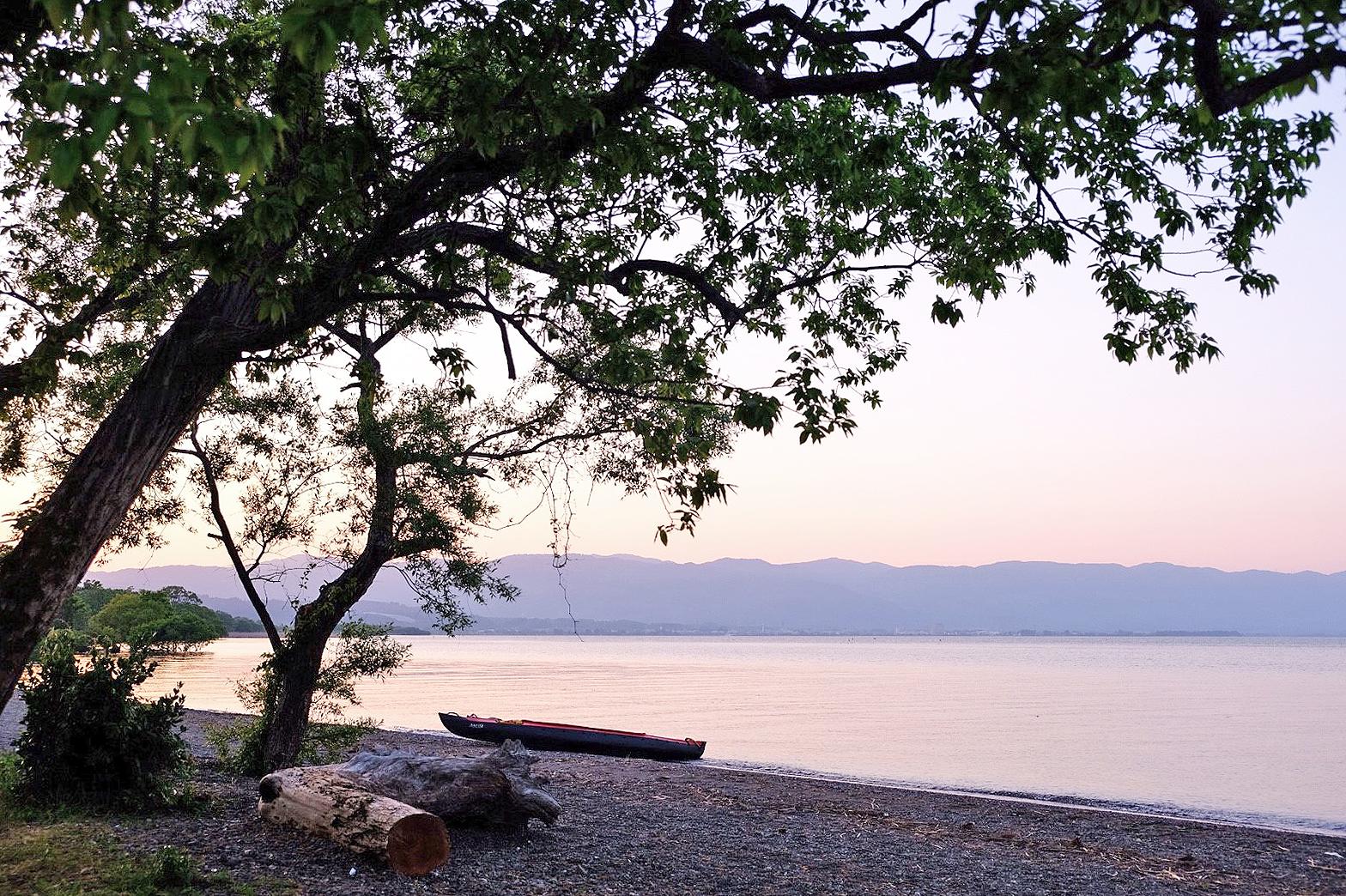 琵琶湖キャンプ みかこ_180512_0037