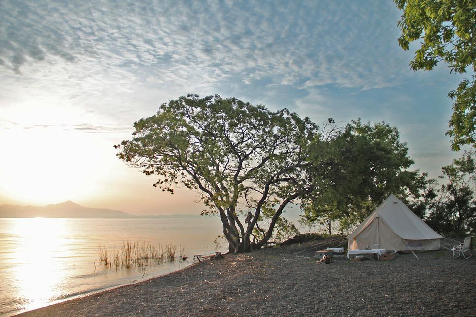 湖畔CAMP