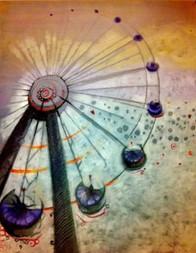 Ferris Wheel_2011 - Satıldı