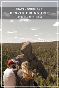 Denver Hiking Travel Guide