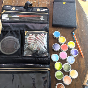 Hiking Plein Air Kit