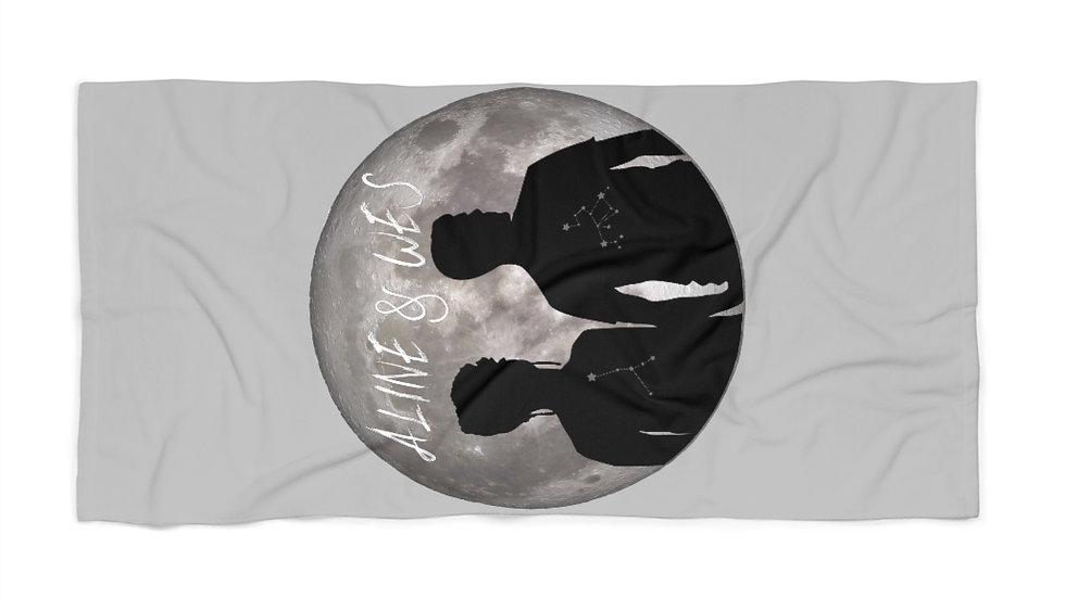 Beach Towel - Moon