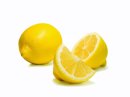 What do you do when life gives you lemons?