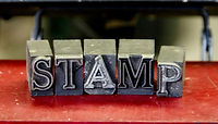 embossing seals, signs, date stamps, custom rubber stamps
