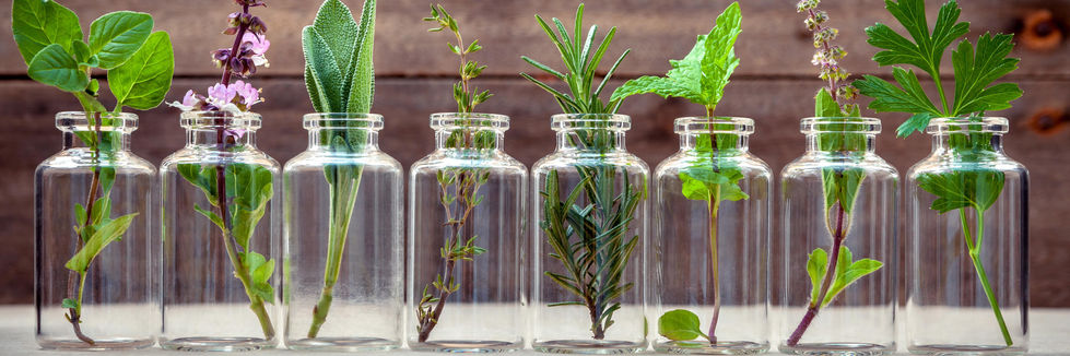 Aroma Therapy with Essential oils