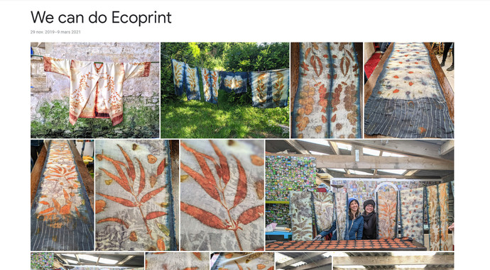 We can do Ecoprint