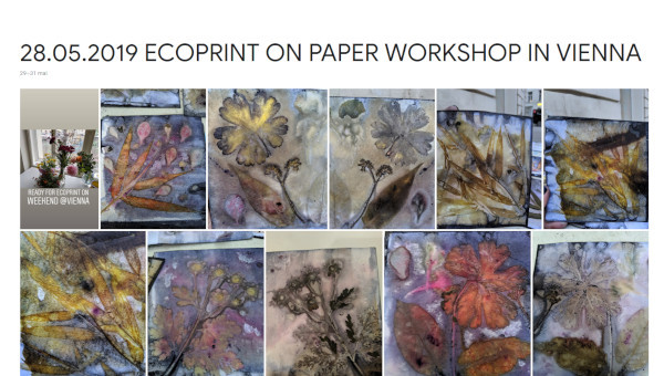2019-05-28 ecoprint on paper workshoip i