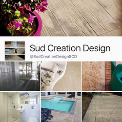 Béton décoratif innovant_#sudcreationdesign