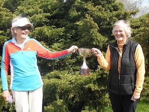 Carol Miller and Elaine Knobel-Forbes Sp