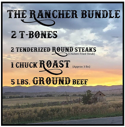 The Rancher Bundle