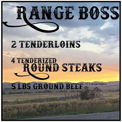 Range Boss Bundle