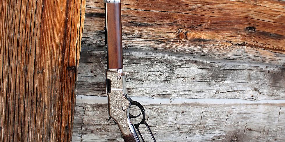 2021 Henry .22 Rifle Raffle