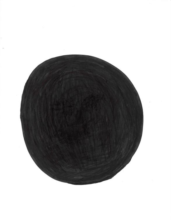 Portrait on Black