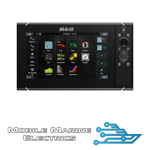 B&G Zeus3S Series