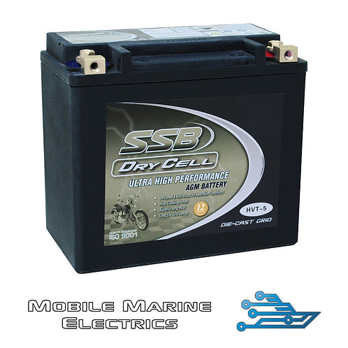 SUPERSTART HVT-5 AGM BATTERY