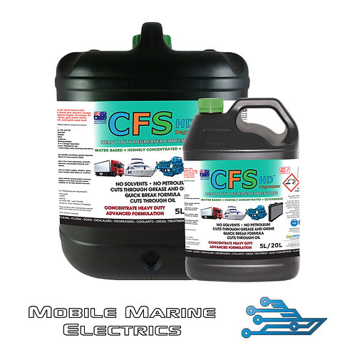 CleanAWORX CFS Degreaser Concentrate