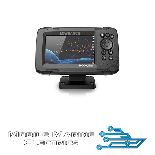 Lowrance Hook Reveal Series