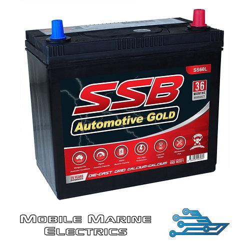 SUPERSTART SS60L AUTO BATTERY