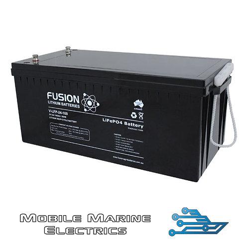 FUSION V-LFP-24-100