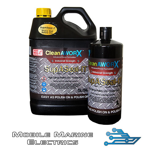 CleanAWORX Supa-Seal-IT Polish & Protect