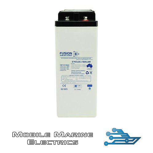 FUSION CBF 12V100AH SLIM AGM BATTERY