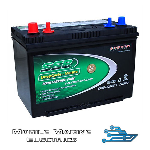 SUPERSTART MF70ZZDT DEEP CYCLE BATTERY