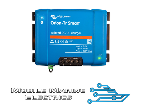 Victron Orion-Tr Smart Isolated DC-DC Charger