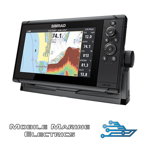 Simrad Cruise Series