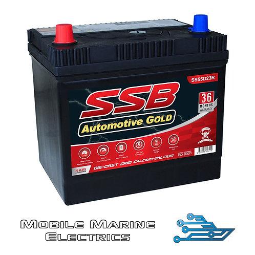 SUPERSTART SS55D23R AUTO BATTERY