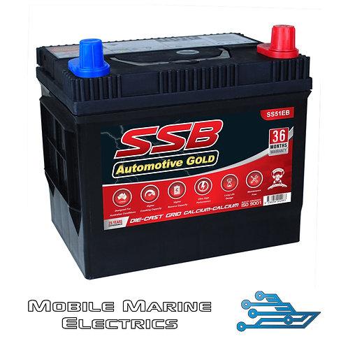 SUPERSTART SS51EB AUTO BATTERY