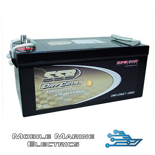 SUPERSTART HVT270D AGM BATTERY