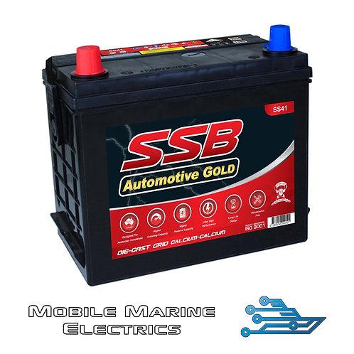 SUPERSTART SS41 AUTO BATTERY